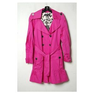 NWT Nanette Lepore Victoria Falls Coat/Jacket